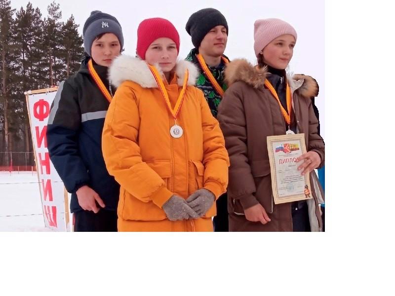 Лыжная эстафета-2021