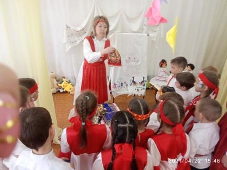 День чувашской культуры и письменности