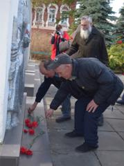 Студенты посетили урок памяти «Чернобыльский набат»