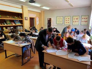 Студенты техникума присоединились к акции «Диктант Победы»