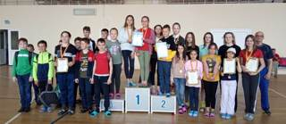 Гимназисты победители районных соревнований по плаванию
