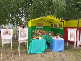 12 июня в Красноармейском районе состоялся традиционный праздник «Акатуй – 2021».