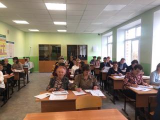 Образовательные учреждения Красноармейского района присоединились к акции «Диктант Победы»