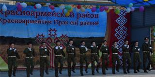 """Наша """"Надежда"""" - - украшение районного """"Акатуя-2021"""""""