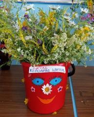 Тематический «День Цветов» в пришкольном лагере «СОЛНЫШКО».