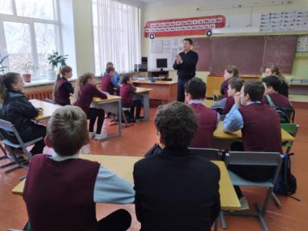 Занятие с учащимися и персоналом в случае вооруженного нападения и террористического акта